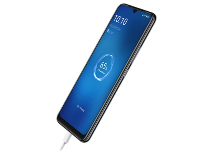 Vivo V20 presented a new smartphone of the 2021 model year
