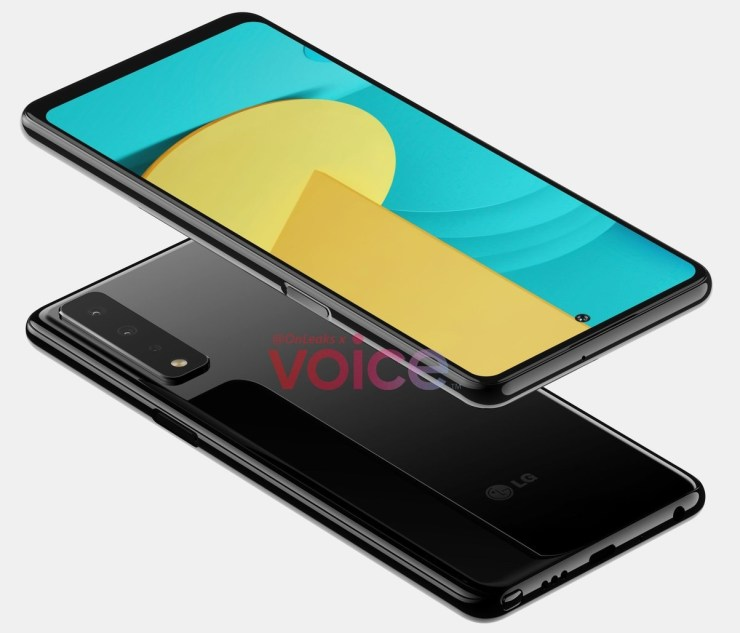 New LG Stylo 7 smartphone with triple camera and 6.8-inch display