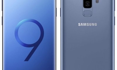 10 steps to replace battery on Samsung Galaxy S9
