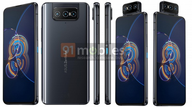 Zenfone 8 mini will not be.  Instead, the usual Zenfone 8 with a 5.92-inch screen, Snapdragon 888, 64-megapixel camera and 4000 mAh battery