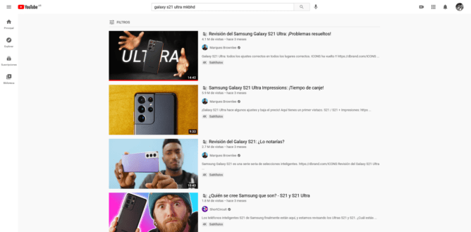 A very useful YouTube innovation.  Automatic translation into the user's native language is being tested