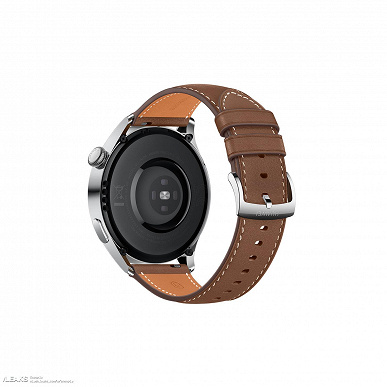 This is how the first watch with HarmonyOS 2.0 looks like: high-quality images and characteristics of Huawei Watch 3