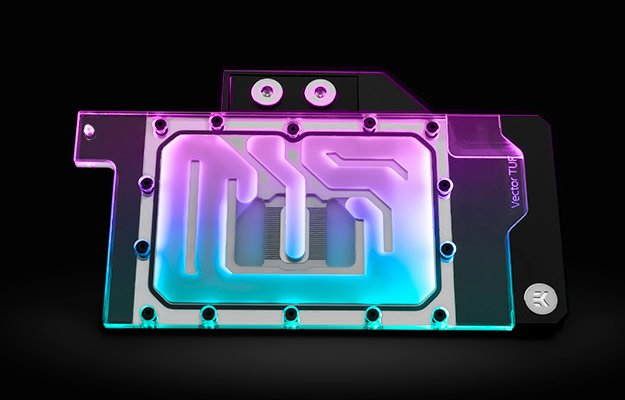 The EK-Quantum Vector TUF RTX 3070 D-RGB waterblock is designed for the Asus TUF RTX 3070 video card