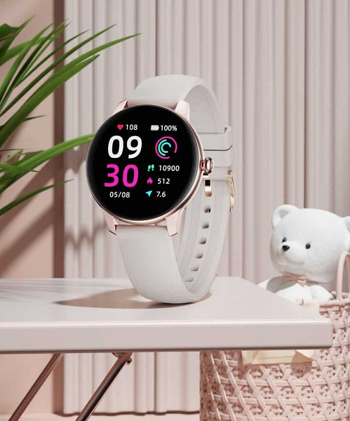 New Xiaomi smartwatch presented with IP68 and 30 days without recharging