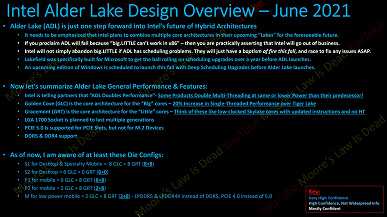 Intel will release 24-core desktop processors next year, but Raptor Lake, but there will still only be eight large cores.