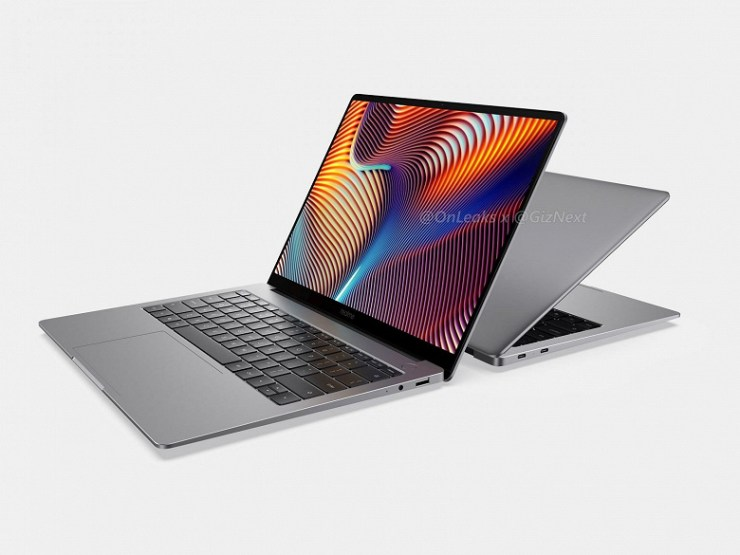 Slim, metal, with a 4: 3 screen and a price tag of less than $ 540.  Renders and parameters of the Realme Book laptop appeared