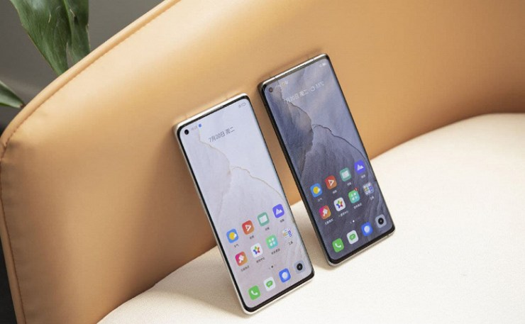 Snapdragon 870, 50 MP, 4500 mAh, 65 W, stereo speakers and 19 GB of RAM.  Introduced Realme GT Master Exploration Edition - the brand's best camera phone