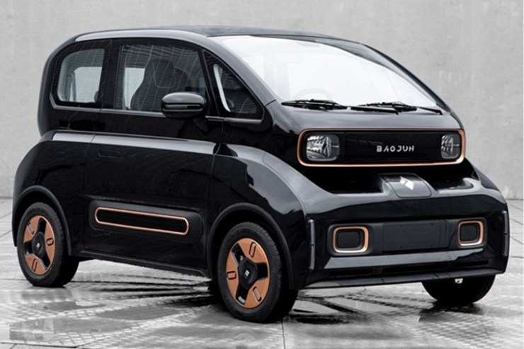 General Motors introduced an electric car for $ 10,000