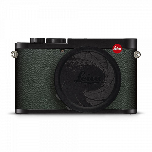 James Bond Film Released with Leica Q2 007 Edition