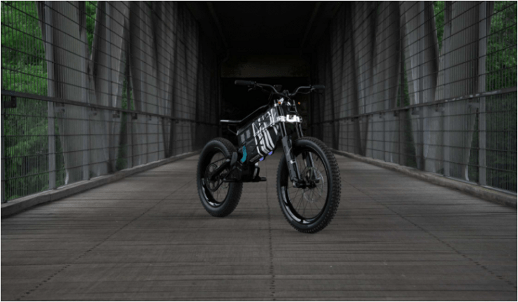 BMW electric bicycles presented with a speed of up to 60 km / h and a range of up to 300 km