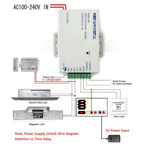 small resolution of 7 tft lcd monitor wireless color video door phone doorbell home intercom system