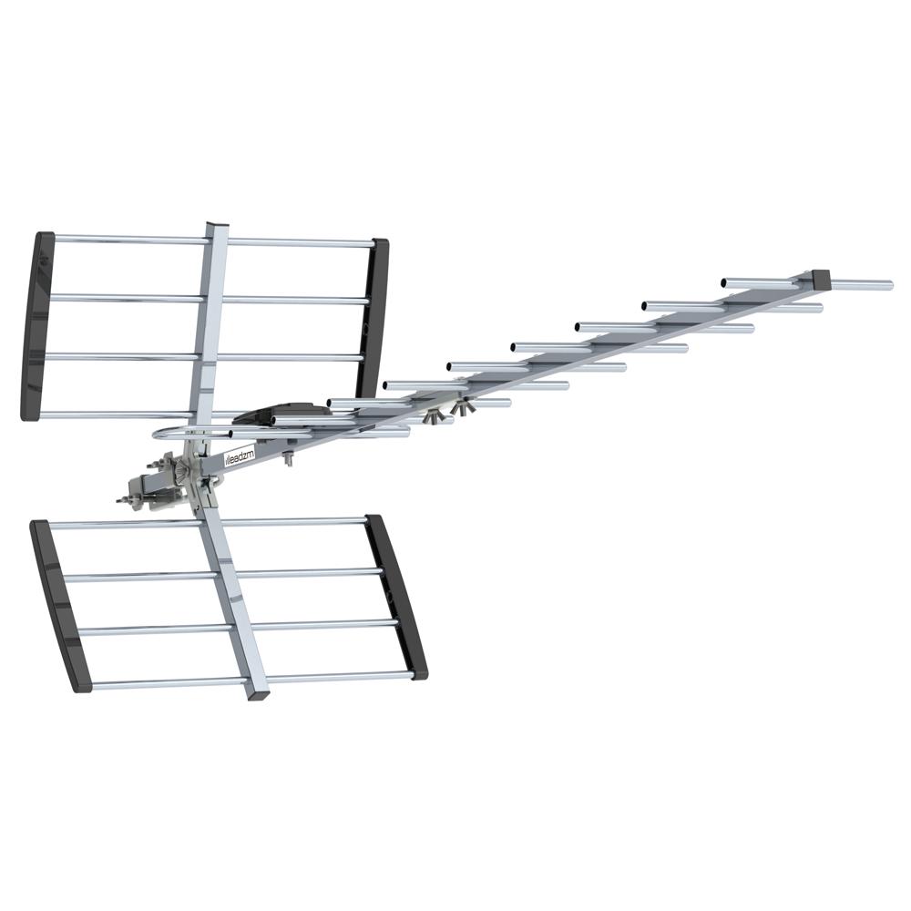 Leadzm 150Mile Indoor Outdoor TV Antenna Digital HDTV
