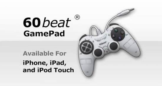 60Beat Gamepad for iPhone