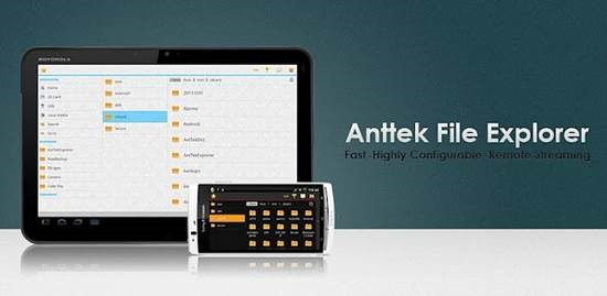 AntTek FTP Client Top 6 free FTP Clients For Android