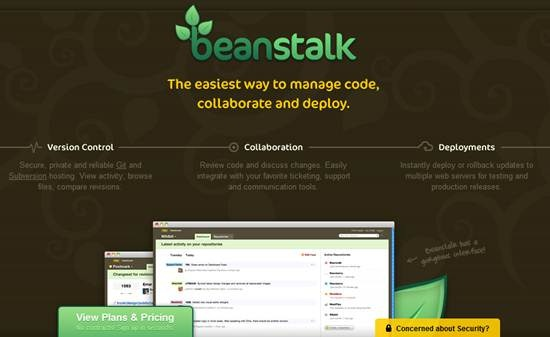 Beanstalk subversion hosting