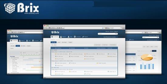 Brix agile project management