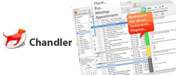 Chandler - open source personal information manager