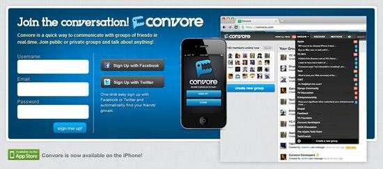 Convore