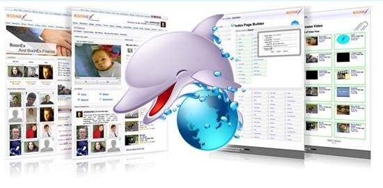 Dolphin - Web-based Smart Community Builder