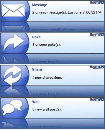 FBQuick desktop Apps for facebook