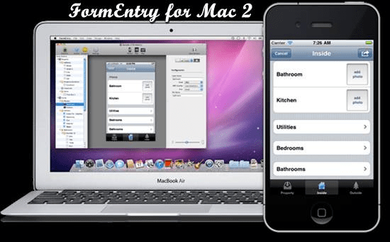 FormEntry for Mac 2