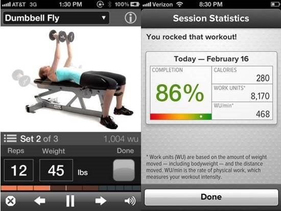 GAIN Fitness apps Top 6 Health Related iPhone Apps