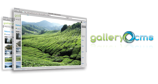 GalleryCMS - CodeIgniter framework based Photo Gallery CMS