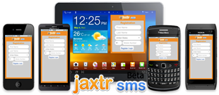 JaxtrSMS - 14 Best Messaging Apps for Android Devices