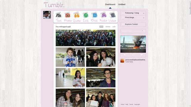 Lilac tumblr 49 Useful Tumblr dashboard theme for Tumblr User