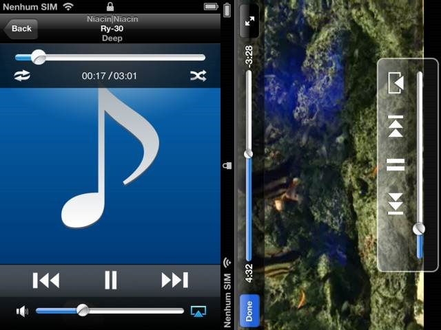 MLPlayer Top 14 DLNA Streaming Apps For iPhone