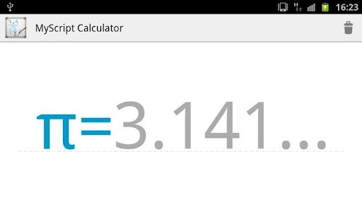 MyScript Calculator (4)  Get Handwriting Calculator for Android