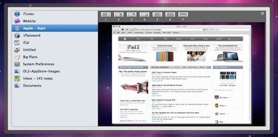 Optimal Layout window manager for Mac OS X