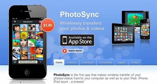 PhotoSync