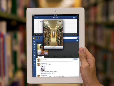 Pica for ipad Facebook Client for iPad