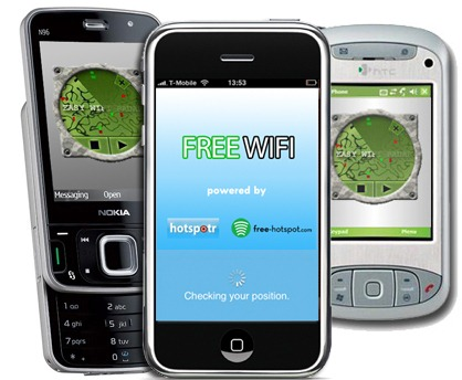 Pocket WiFi Radar for iPhone 5 Best wifi apps for iPhone