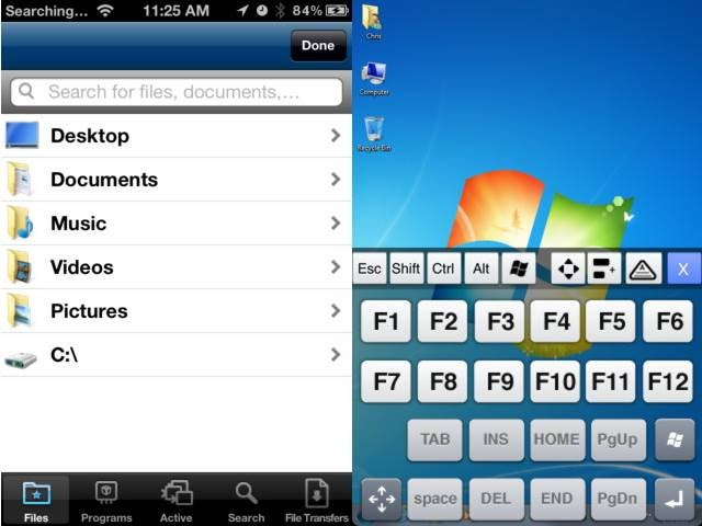 PocketCloud - Remote Desktop Apps for iOS
