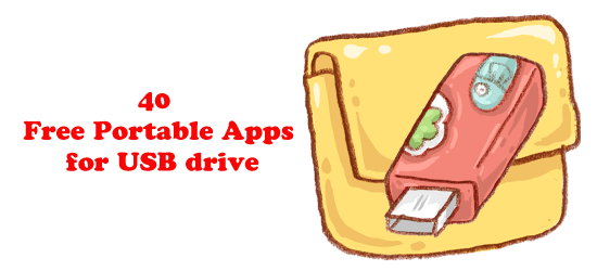 portable apps for usb drive