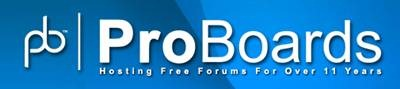 ProBoards – Free Forums and Message Boards hosting service
