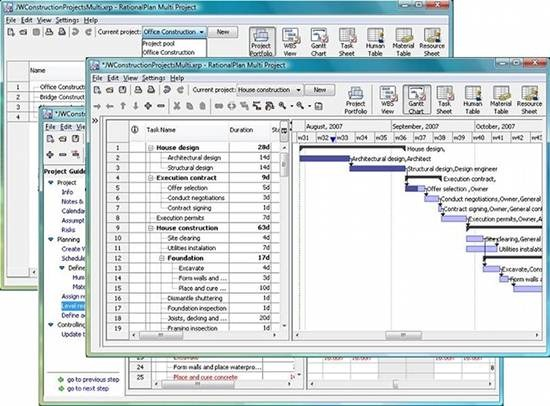 RationalPlan project-management-software