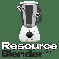 ResourceBlender aspnet