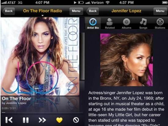 Slacker Radio - Radio Apps for iPhone