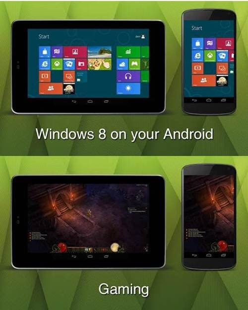 Splashtop 2 android app for remote desktop access