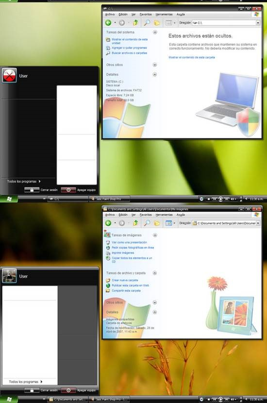 Stolen_for_Windows_XP 55 most Beautiful free Window XP Themes and Visual Styles