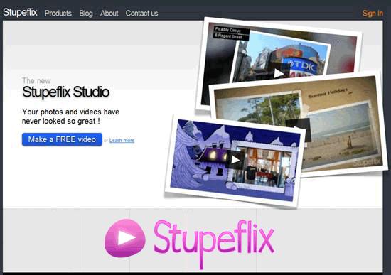 Stupeflix-Studio