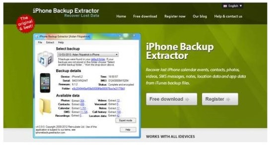 Top 5 iPhone Backup Software for Windows