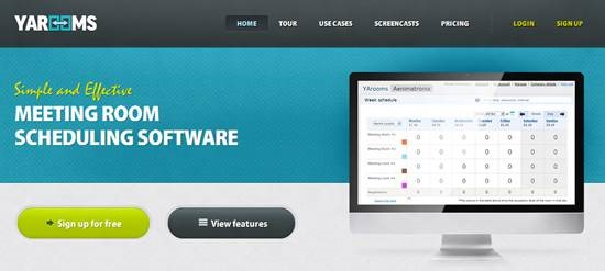 YaRooms Top 16 online appointment scheduling software