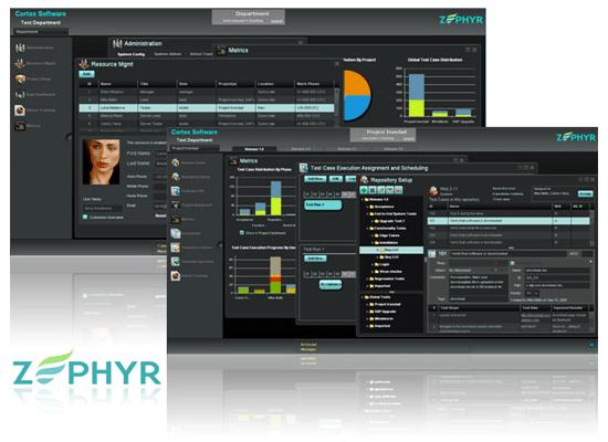 Zephyr - test management platform