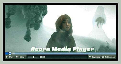 acorn-media-player-screen