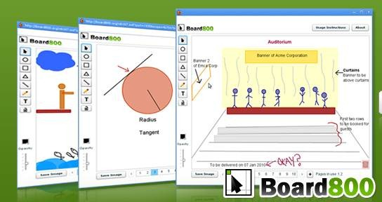 board800 free online collaborative whiteboard - Best Of