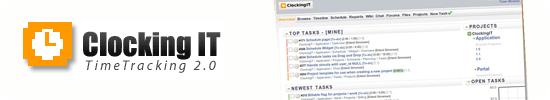clockingIT rails project management : Top 15 Ruby on Rails based project management software
